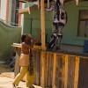 Kindertheater Ruandi und Levi 1
