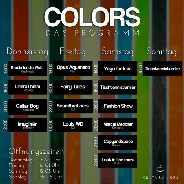 Colors Programm